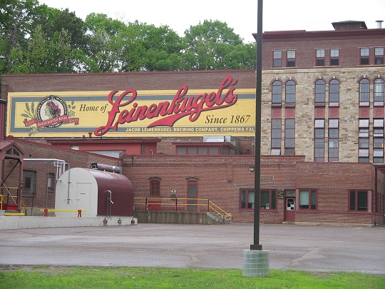 Leinenkugel's in Chippewa Falls