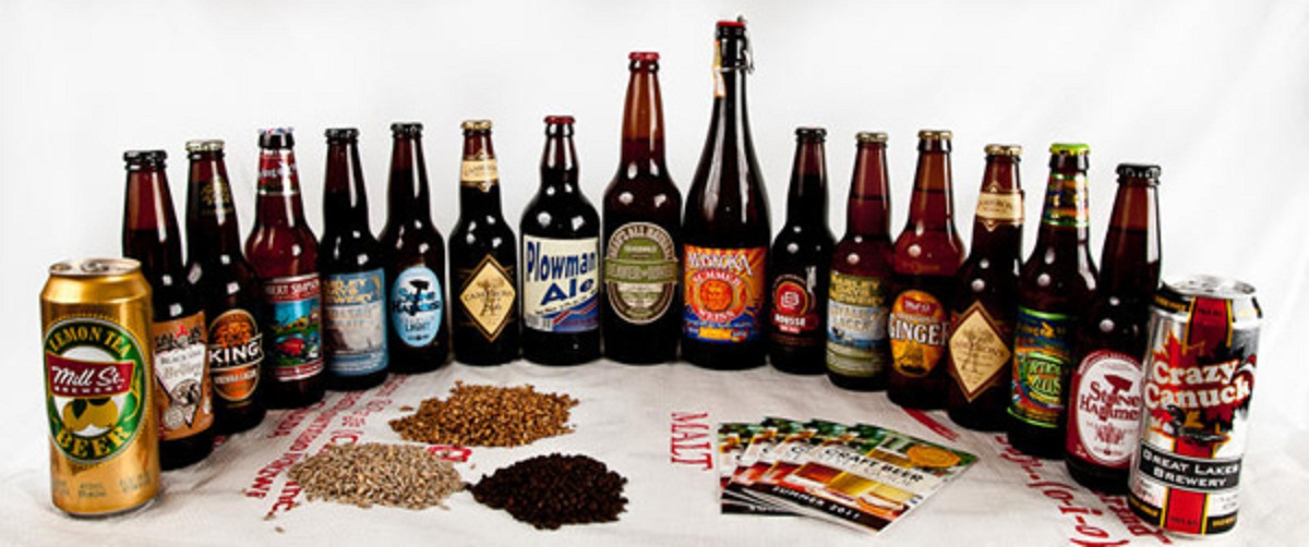 Ontario (ON) Craft Breweries List: A Guide and Directory to Canadian Beers