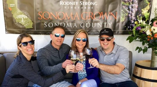 Rodney Strong Vineyards Announces Master Blender Sweepstakes | Just Wine