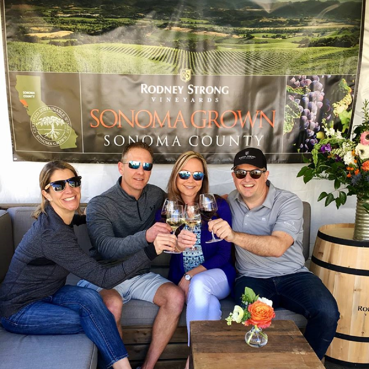 Image by: Rodney Strong Vineyards  | Just Wine