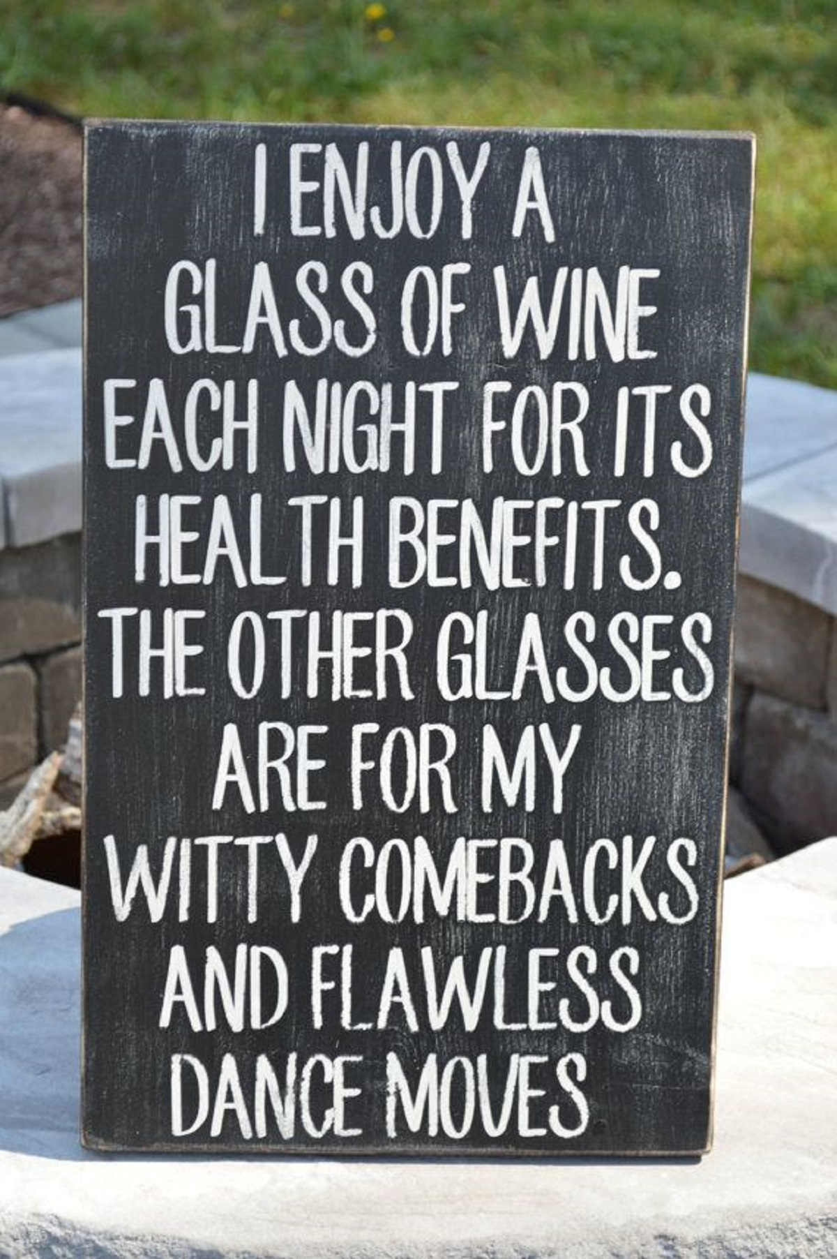 Image by: Funny Wine Sayings  | Just Wine