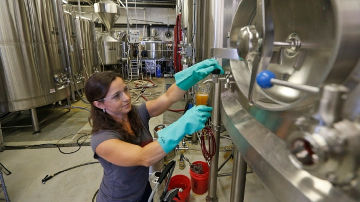 Celebrating The History of Women Brewsters