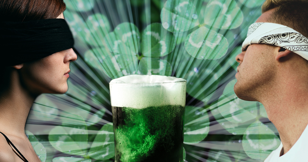 Green Beer Experiment: Does Dye or Food Colouring Affect Your Beer Flavour?