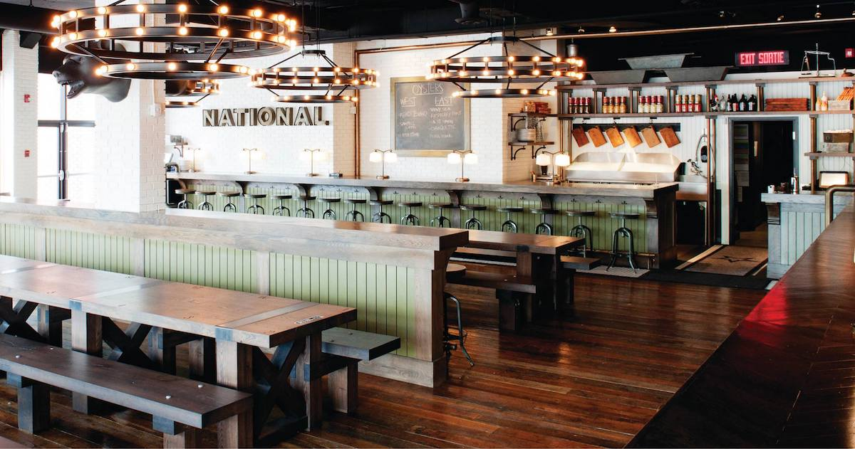 REVIEW: National Beer Hall – Calgary, AB