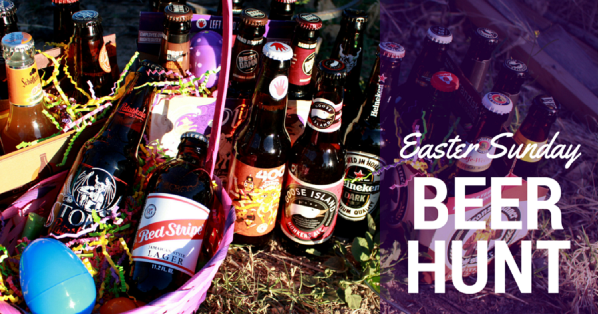 How To Host An Easter Beer Hunt