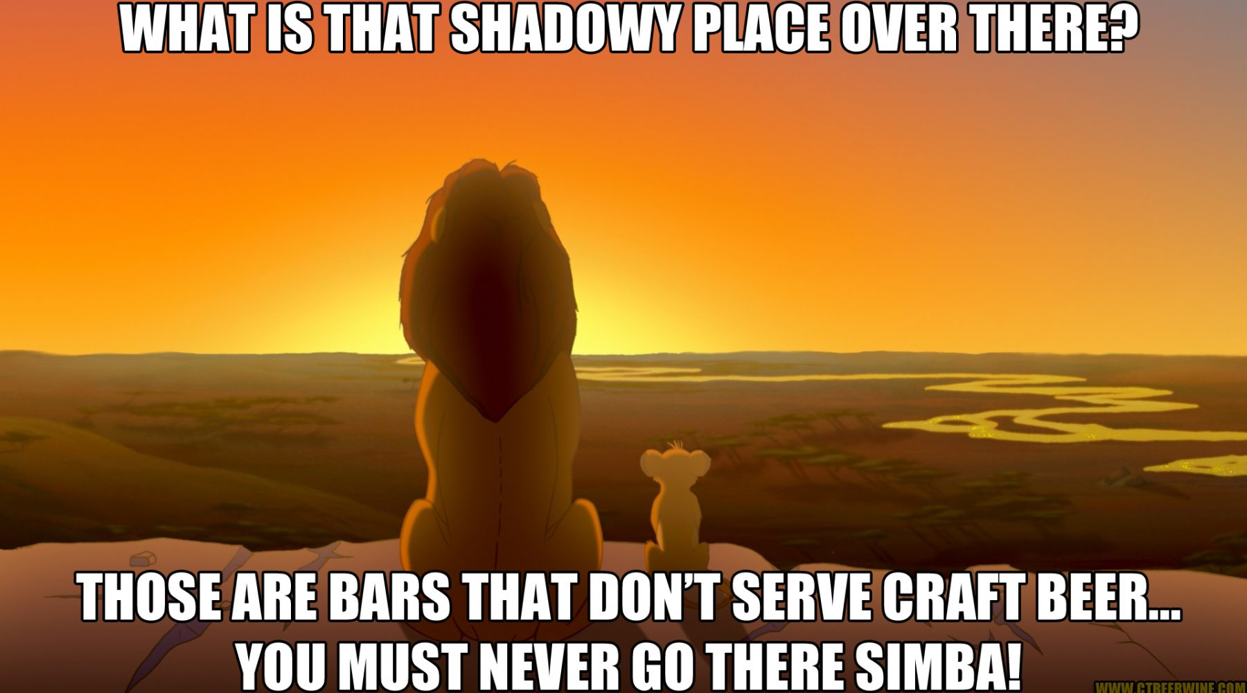 Simba, Listen to Your Father!