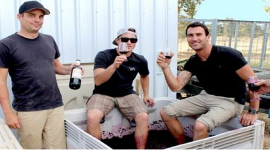 VIDEO: This is for the Wine Dudes (& Dudettes)! | Just Wine