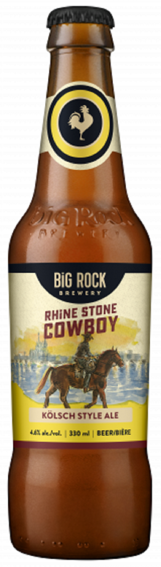 Big Rock Rhinestone Cowboy