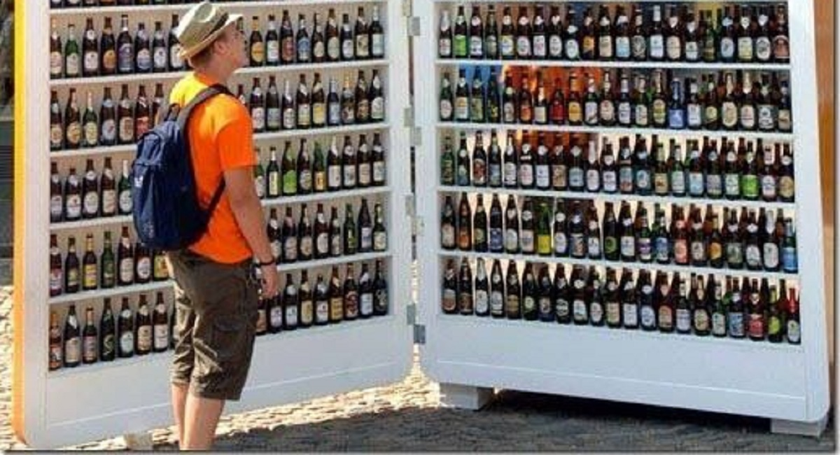 Your Dream Beer Fridge