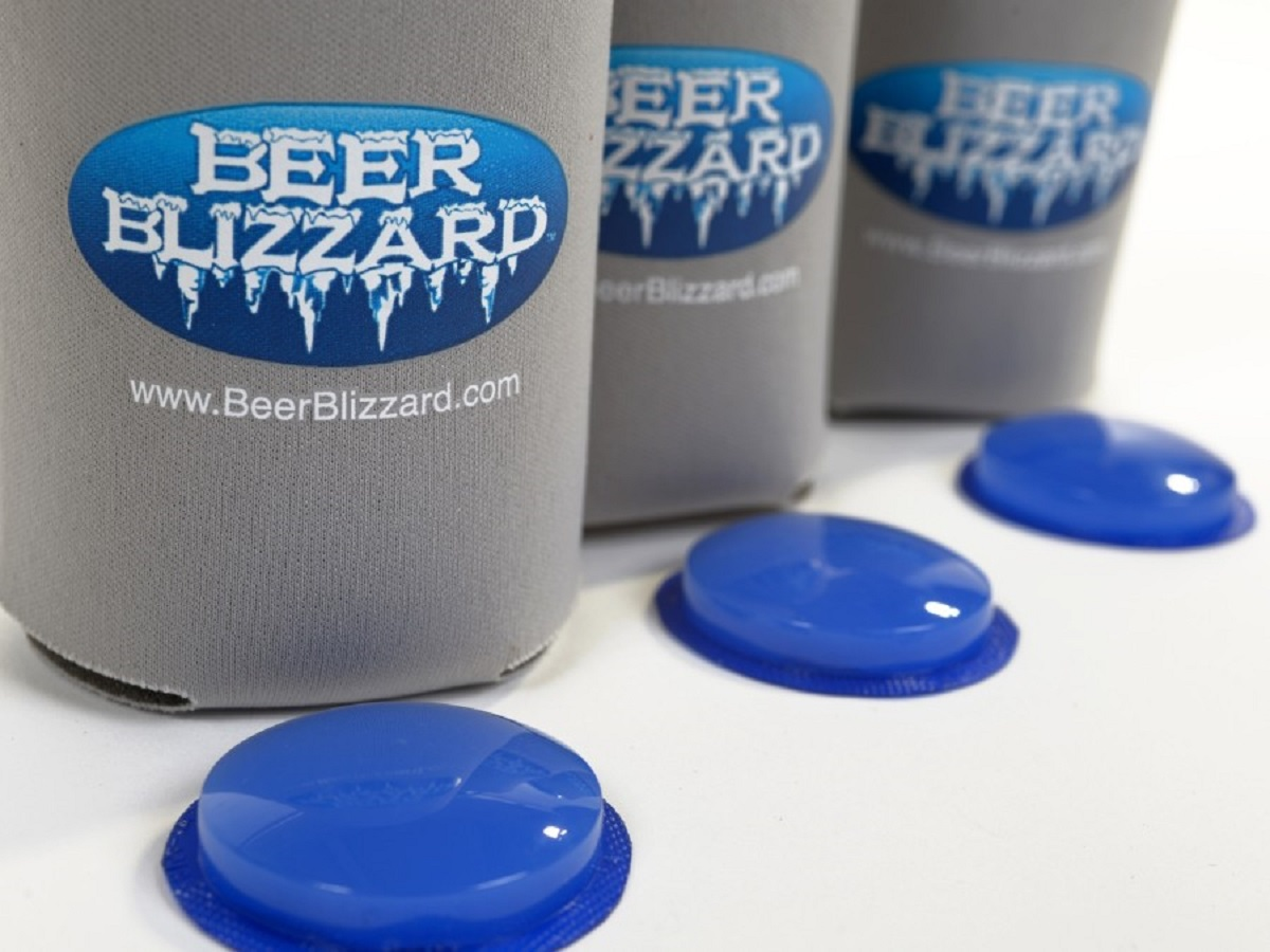 The Beer Blizzard From Shark Tank – Keeps Your Beer Cold a Little Longer