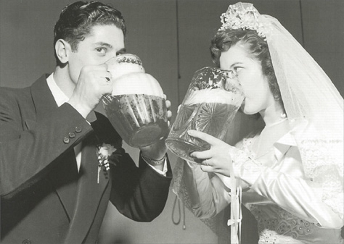 The Wedding Beer
