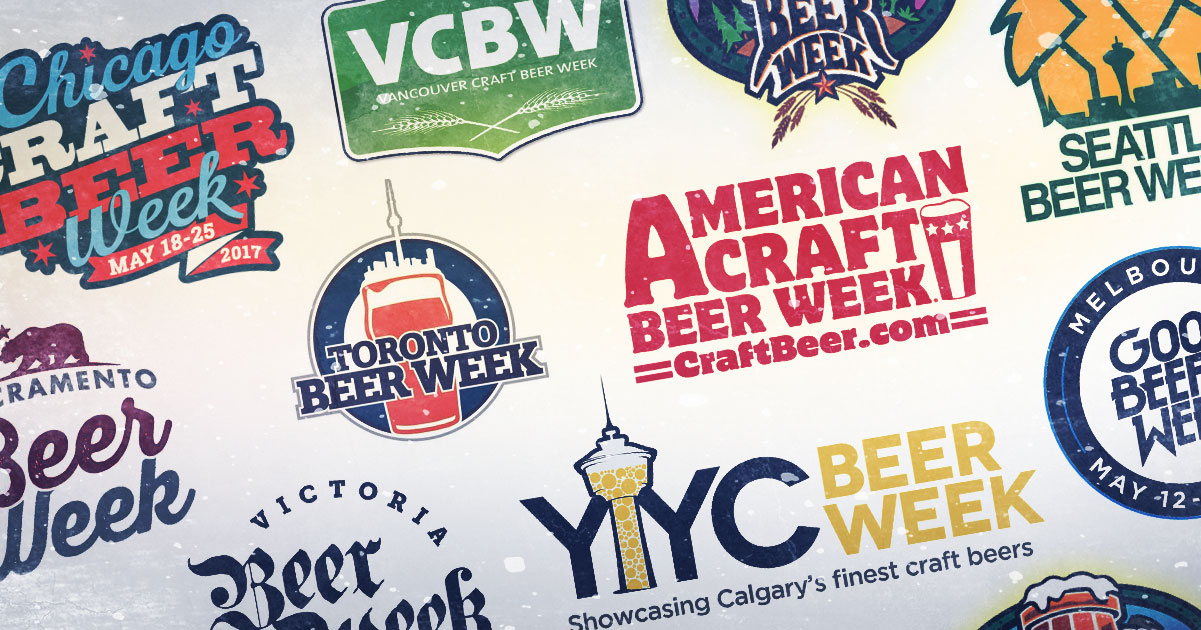 10 Craft Beer Weeks Around The World That You Should Hit Up This Summer