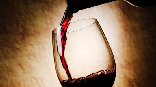 Every Time I Pour A Glass | Just Wine