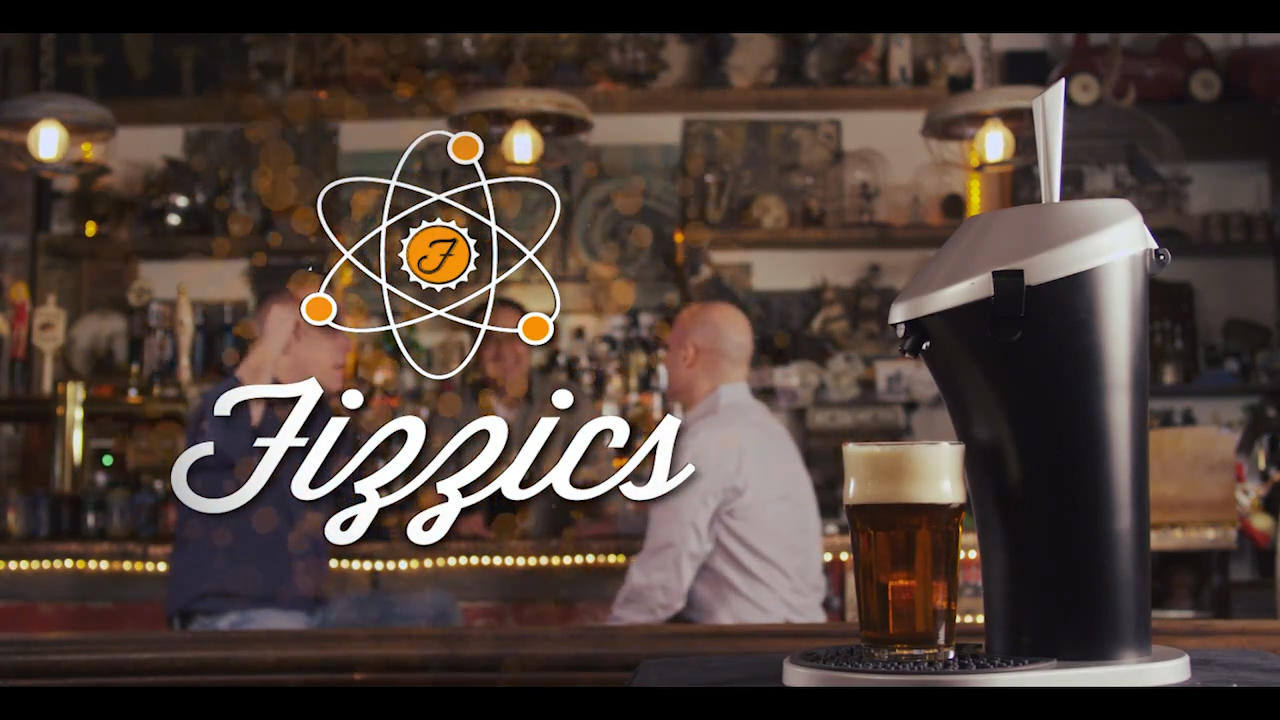 Fizzics – Bringing Draft Beer to Your Home with No Muss or Fuss