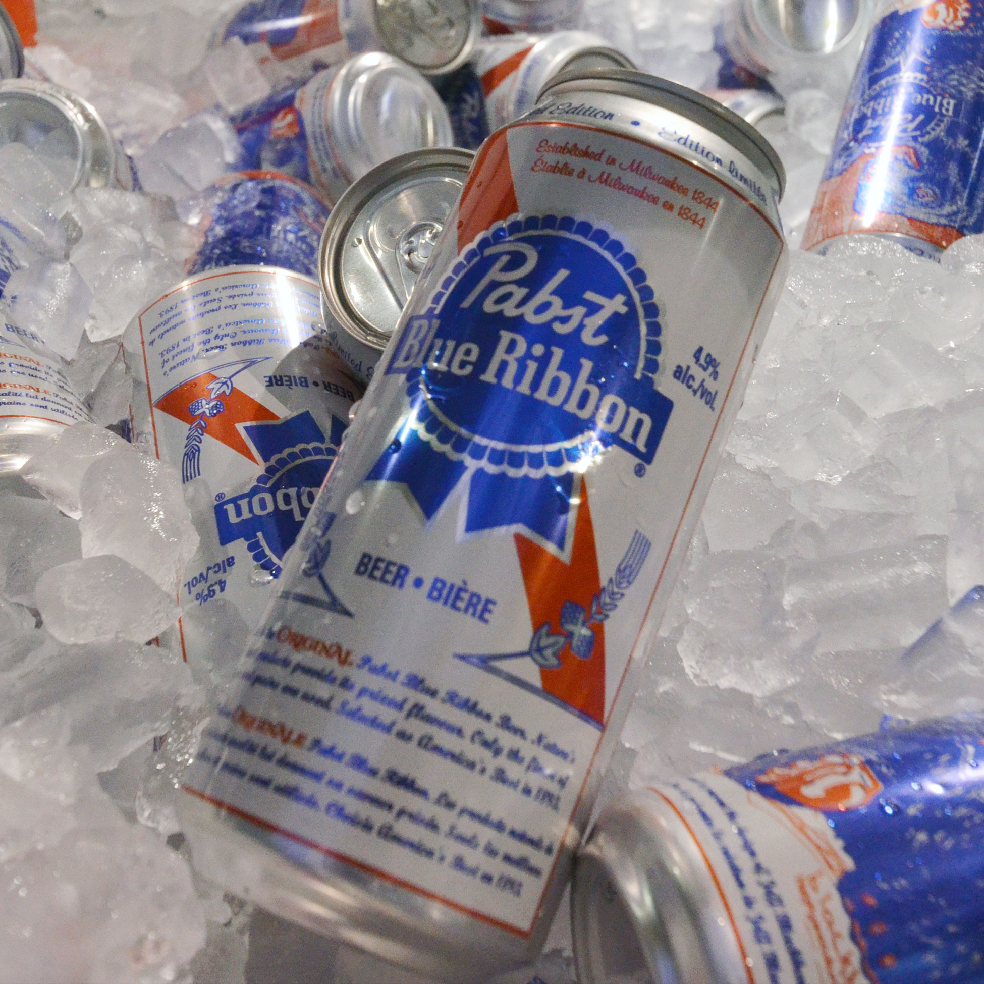 free-images-beer-on-ice-pabst-blue-ribbon-creative-commons-cc-commercial-use-can