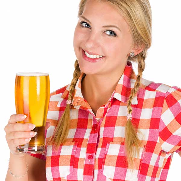 server-girl-chick-beer-oktoberfest-free-image-stock-photography