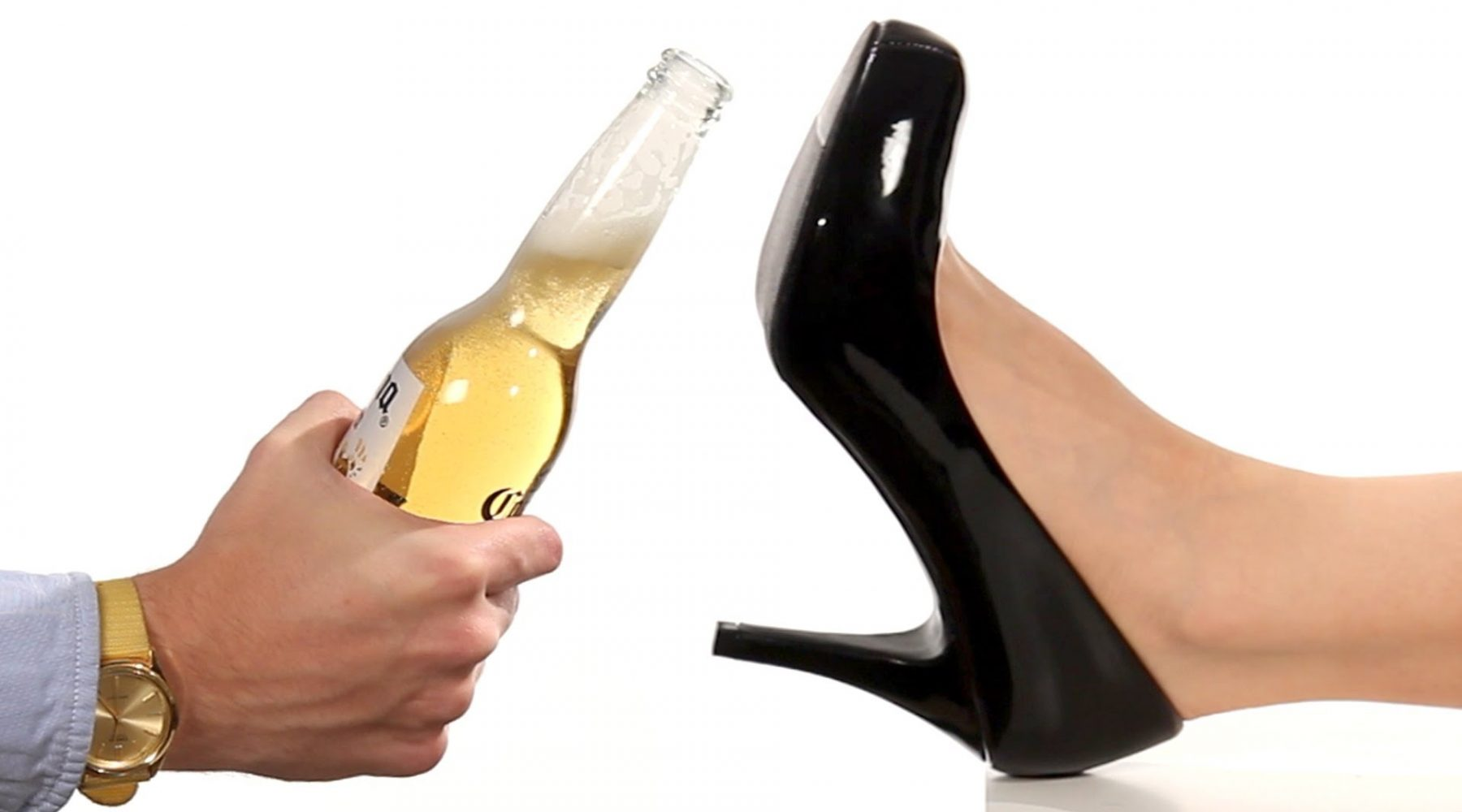 VIDEO: 21 Cool Ways to Open a Beer Bottle