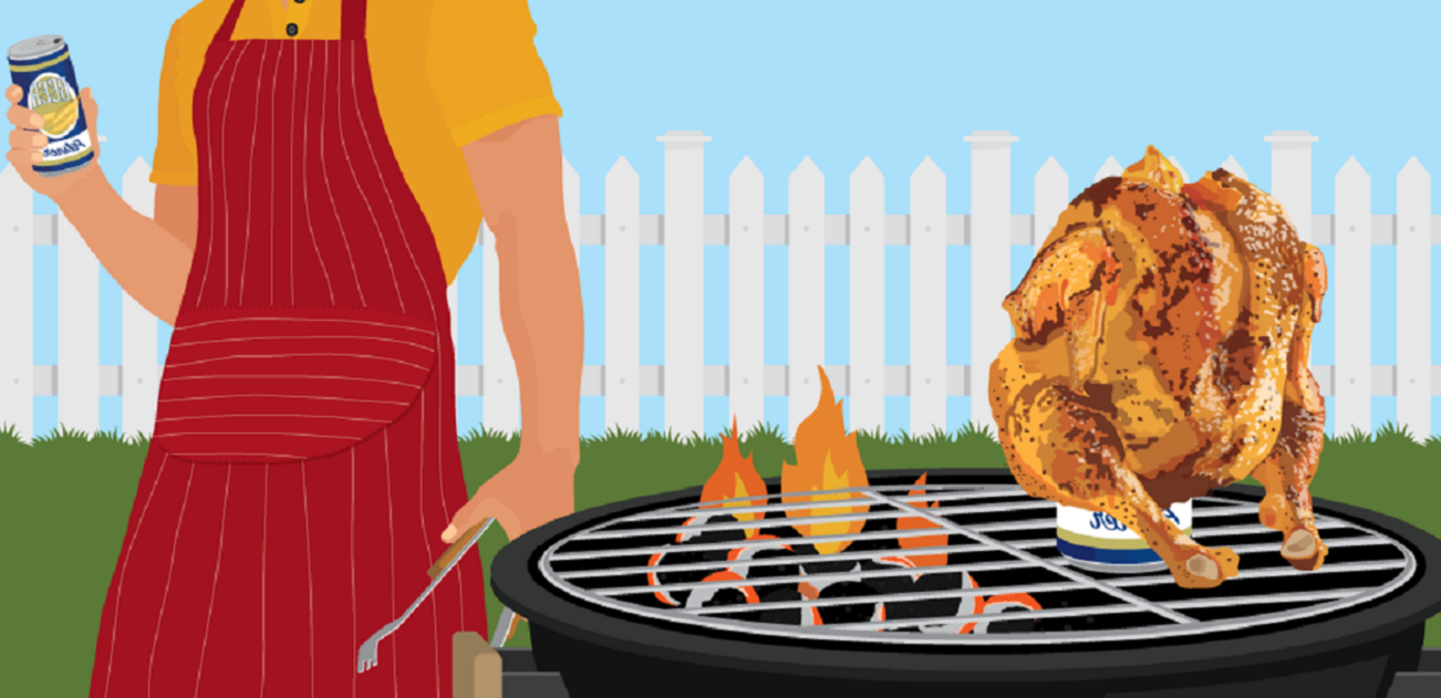 Guide to Grilling a Beer Can Chicken