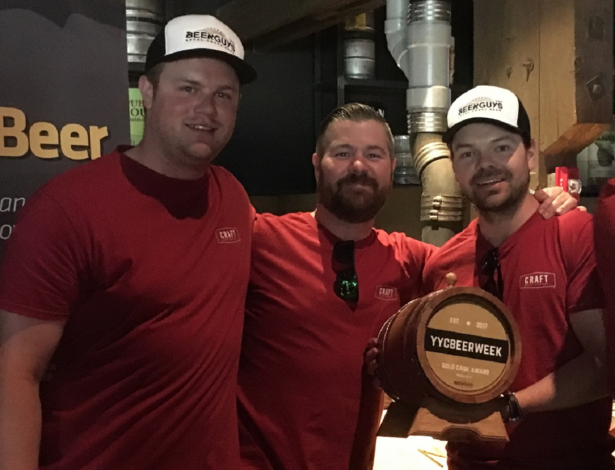 Who Won the YYC Beer Week Cask War?