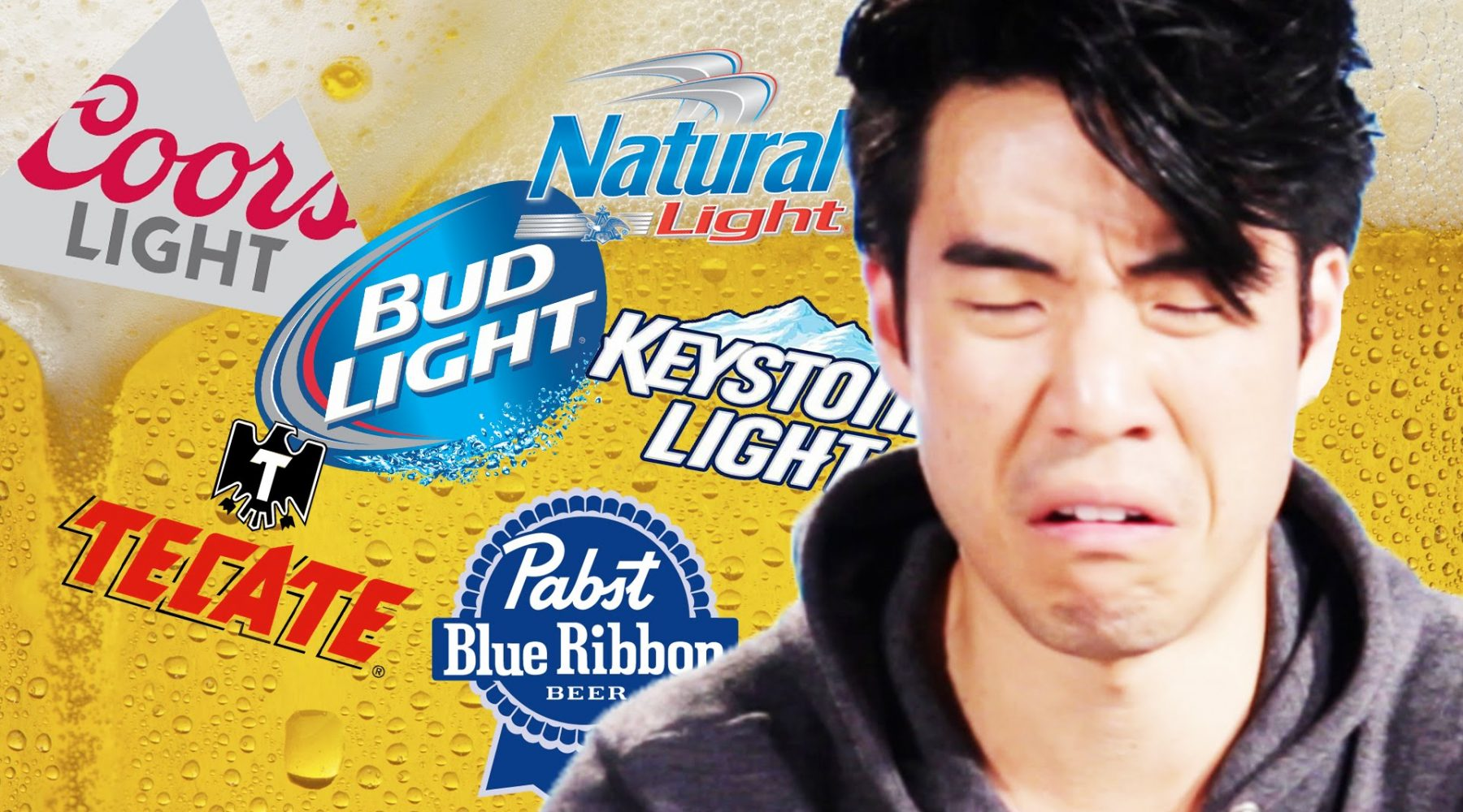 VIDEO: Can You Recognize Your Favorite Beer From College?