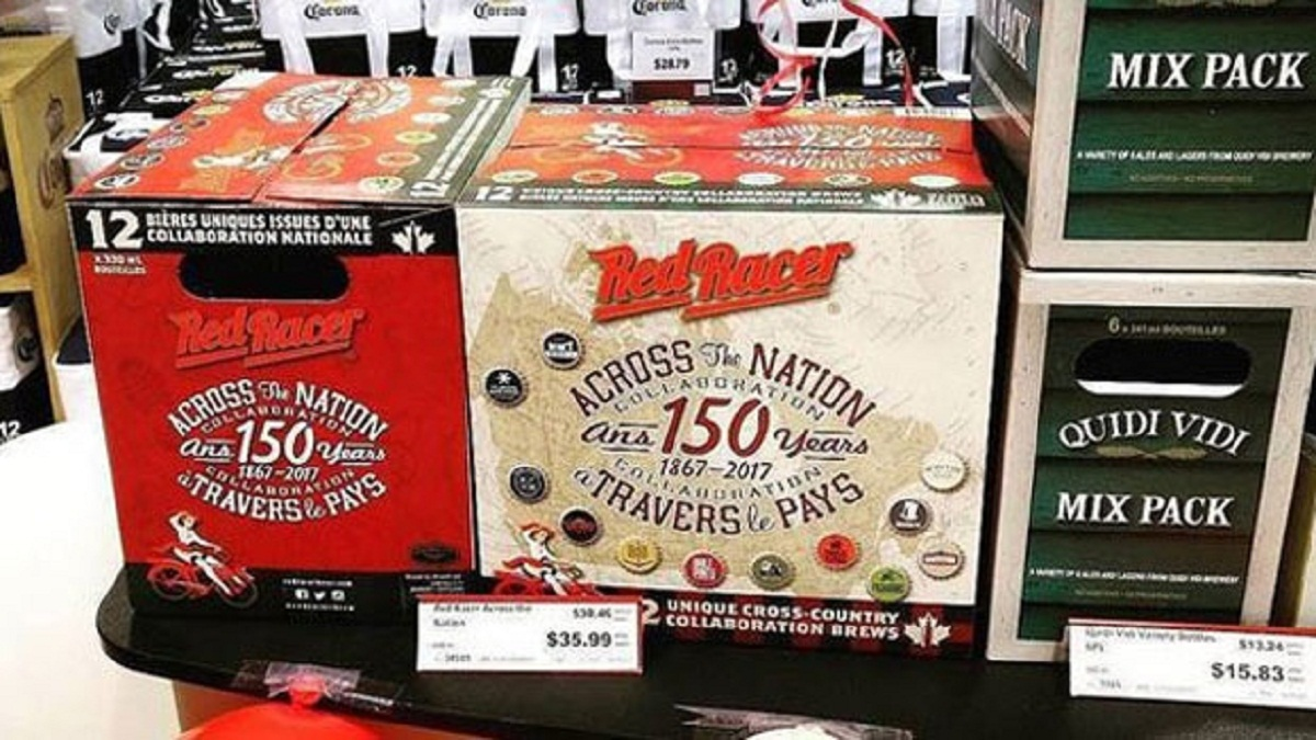 Canada's 150th 12-Pack for Everybody! (Including Quebec)