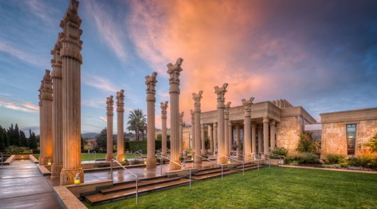 REVIEW: Darioush Winery | Just Wine