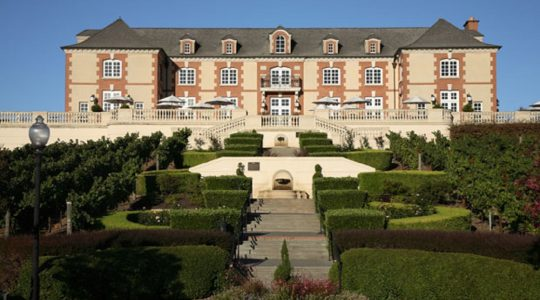 Domaine Carneros: A Majestic California Sparkling Wine Château | Just Wine