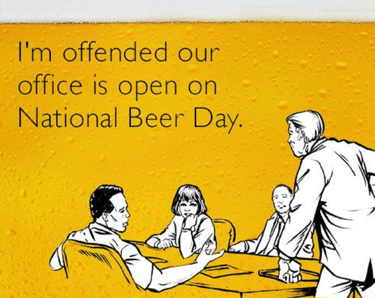 VIDEO: Funniest Beer Memes for a National Beer Day and Everyday