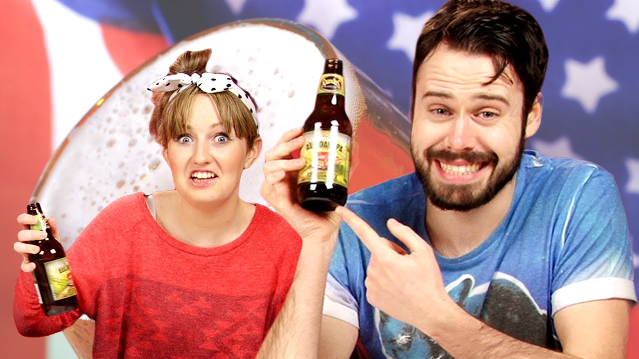 VIDEO: Irish People Taste Test American Craft Beer