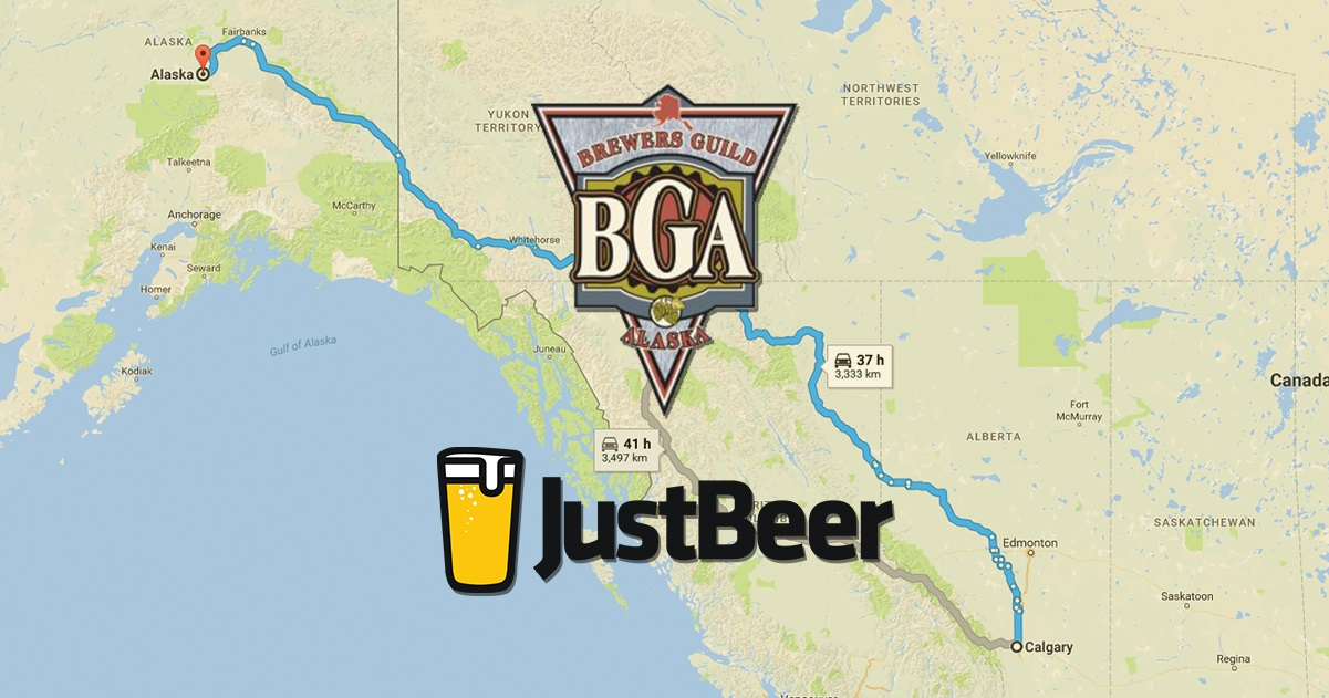 PRESS RELEASE: JustBeer Partners with Brewers Guild of Alaska