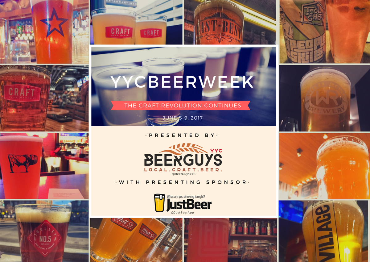 YYC Beer Week: Have a Beer and Support Local