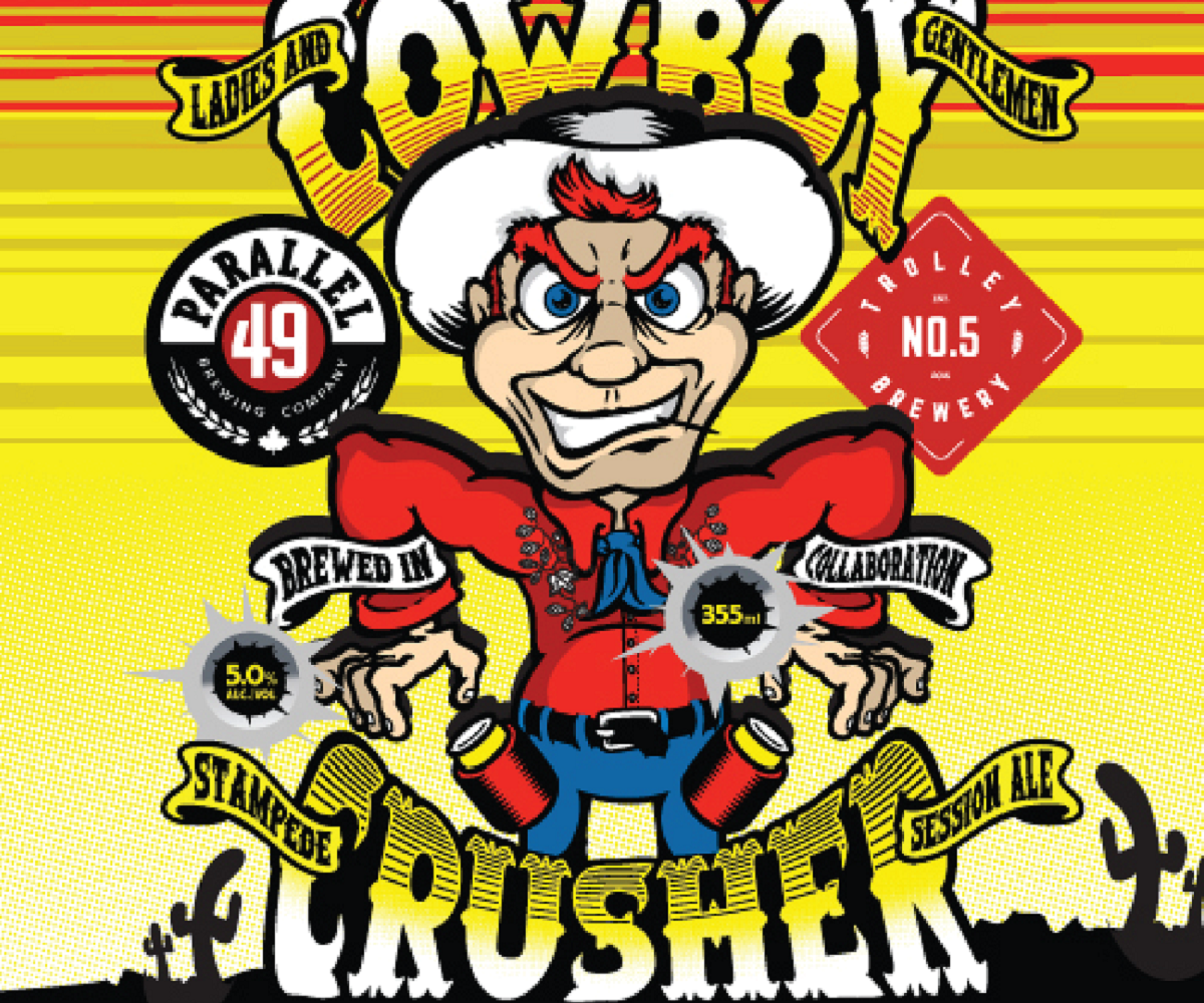 You're Invited: JustBeer's 'Cowboy Crusher' Stampede Launch Party
