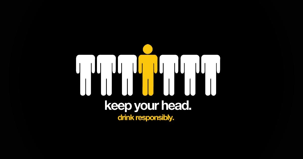Drink Responsibly!