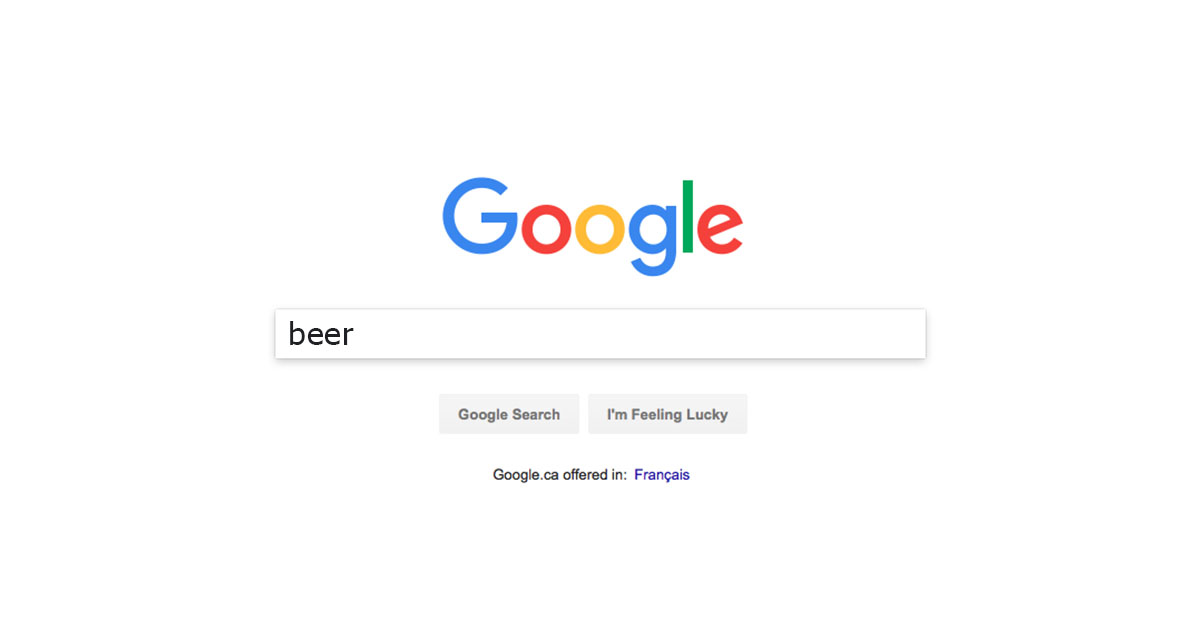 "Which Countries Search ""Beer"" The Most On Google?"