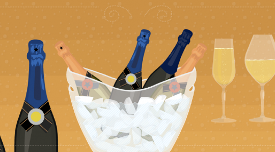 How to Open A Bottle of Champagne — To Pop or Not to Pop the Cork! | Just Wine