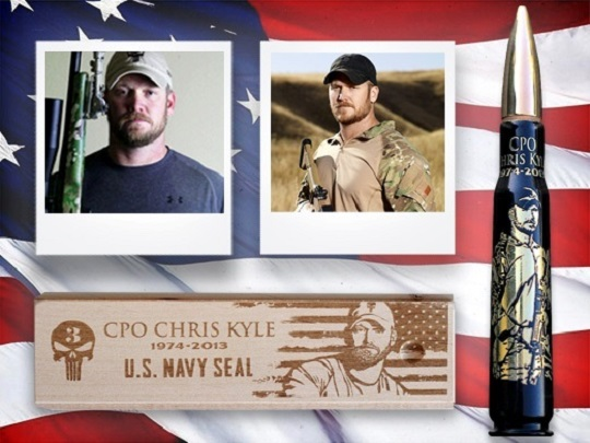 Chris Kyle Bottle Breacher