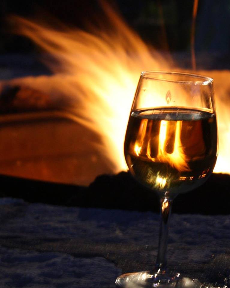 Fire & Wine at Fireside Winery