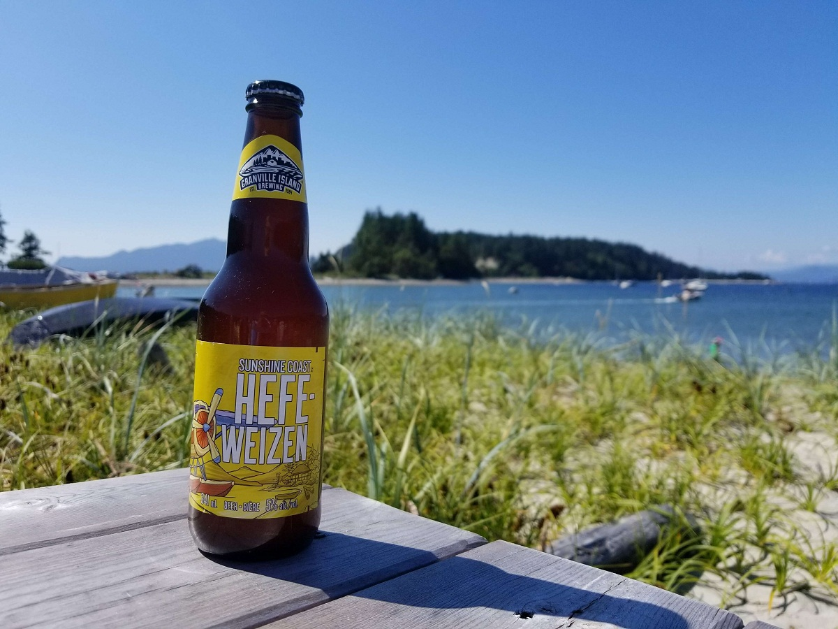 Granville Island Brewing Debuts New Packaging For Hefeweizen
