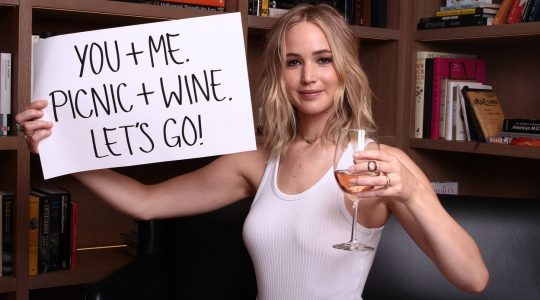 Celebrate Jennifer Lawrence's Birthday at a Special Wine Tasting for Just You and Her | Just Wine