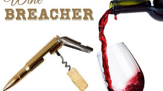 What Is A Wine Bottle Breacher? – The Shark Tank Invention | Just Wine