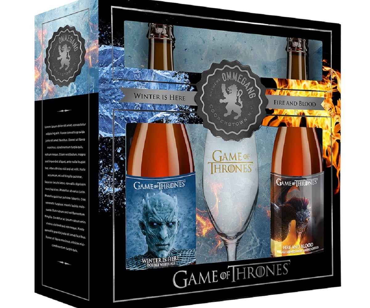 OMMEGANG and HBO Release New Game of Thrones Beer Series
