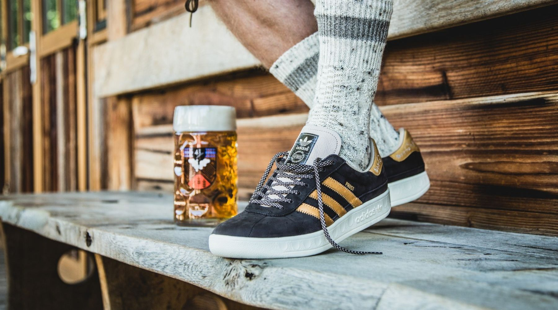 Your New Oktoberfest Accessory: Beer-Proof Shoes
