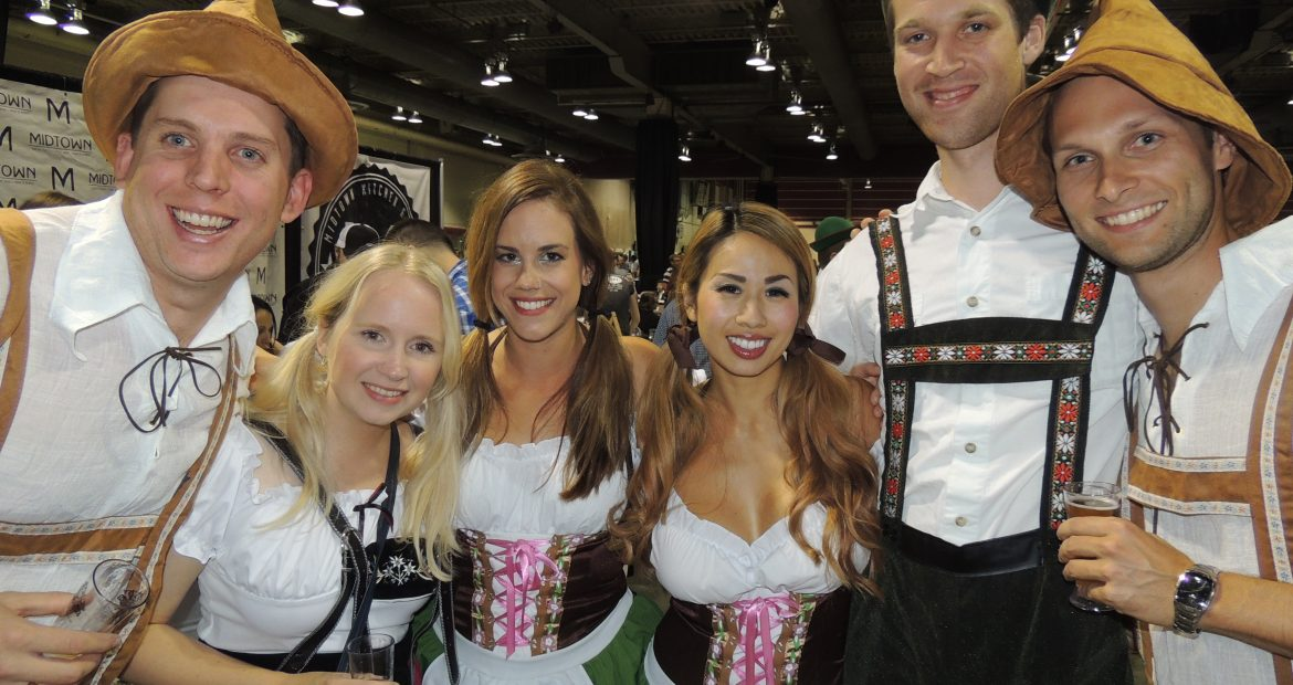 How To Turn This Weekend's Calgary Oktoberfest Into An OktoBeerFeast!