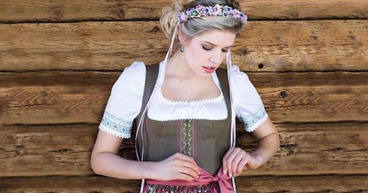 How to Pick the Perfect Dirndl For Oktoberfest
