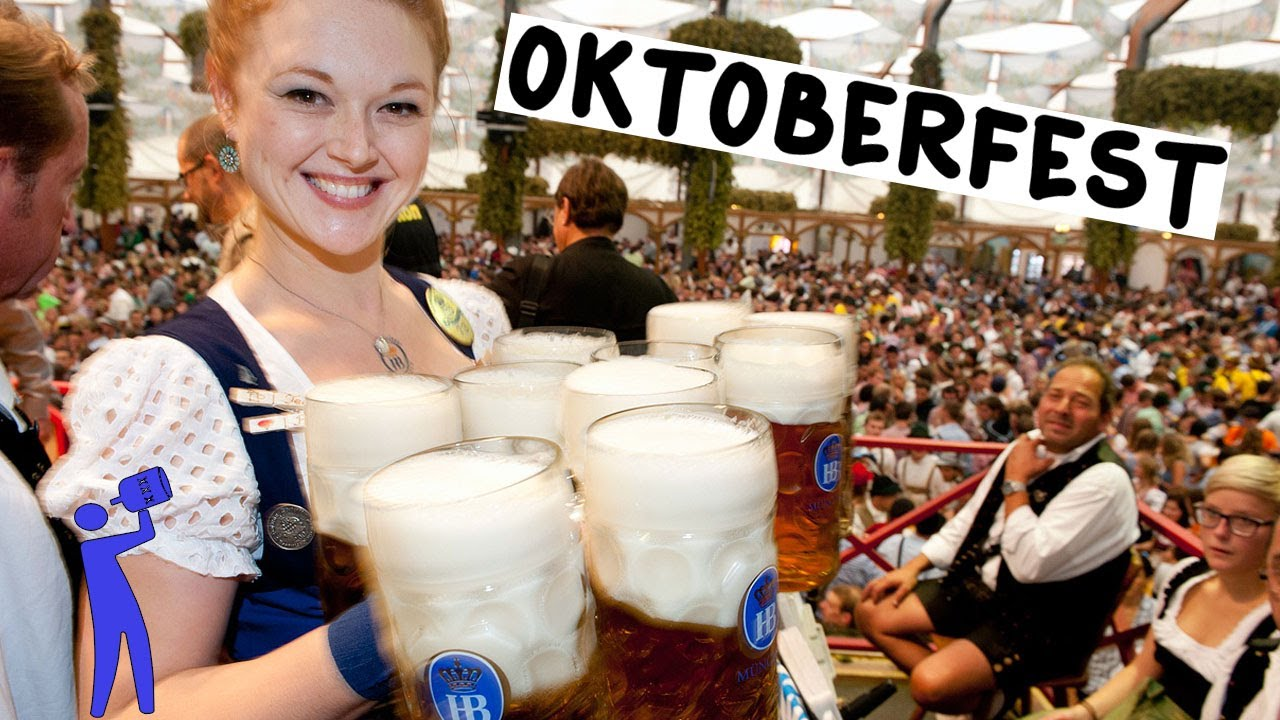 VIDEO: Oktoberfest with the Tipsy Bartender
