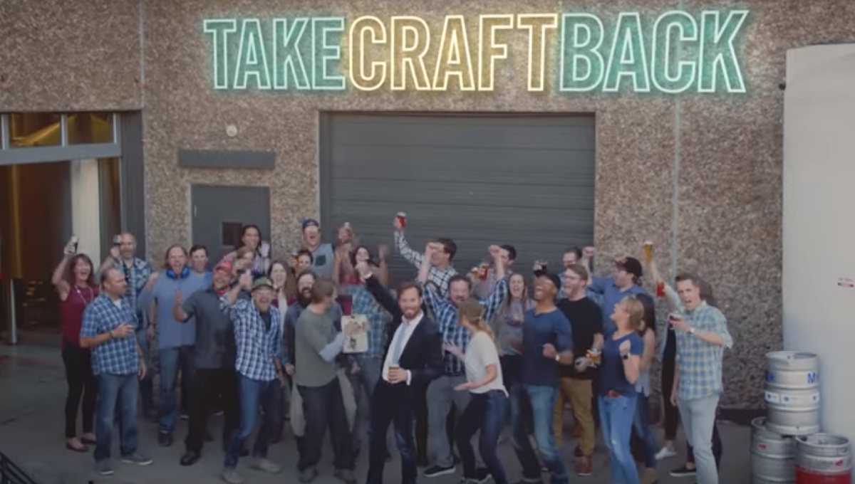 VIDEO: Help The Brewers Association Take Back Craft Beer!