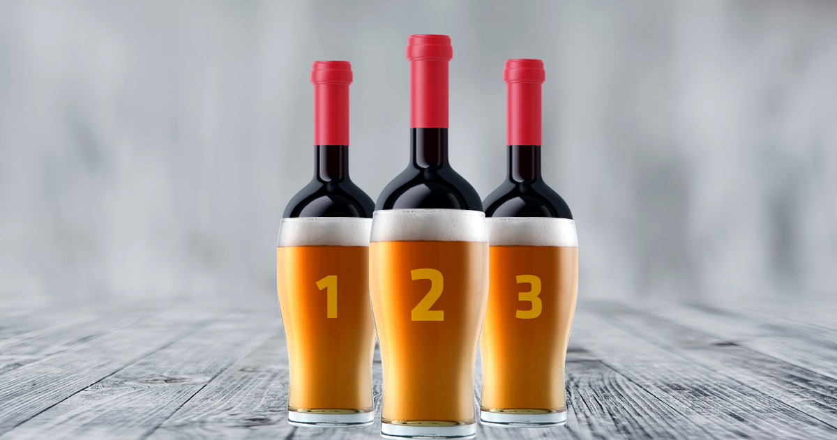 3-Step Introduction to Wine for Craft Beer Lovers