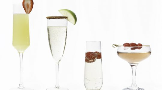 Your Ultimate Guide to Sparkling Wine: Part 3 – Types of Sparkling Wine Glasses | Just Wine