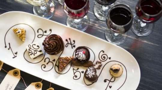 Sips & Sweets: Pairing Dessert, Wine and More | Just Wine