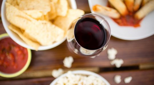 9 Junk Food & Wine Pairings Perfect for a Night In | Just Wine